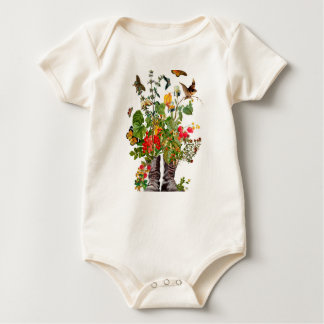 The Pilgrim Baby Bodysuit
