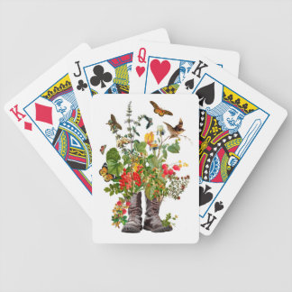The Pilgrim Bicycle Playing Cards