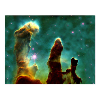 The Pillars of Creation Postcard