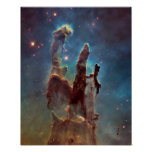 The Pillars Of Creation Poster