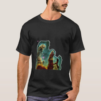 The Pillars of Creation. T-Shirt