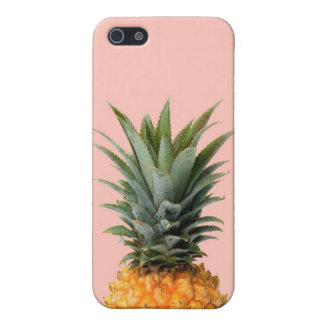 The pineapple (Ananas comosus) case iPhone 5 Cover