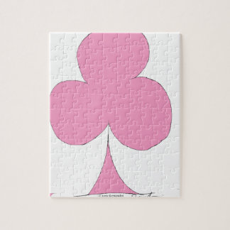 the pink club jigsaw puzzle