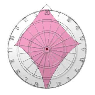 the pink diamond dartboard