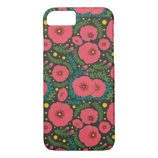 The Pink Flower Bloom iPhone 7 Case