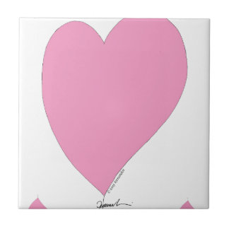 the pink hearts tiles