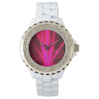 The pink light watch