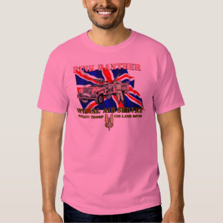 THE PINK PANTHER T SHIRTS