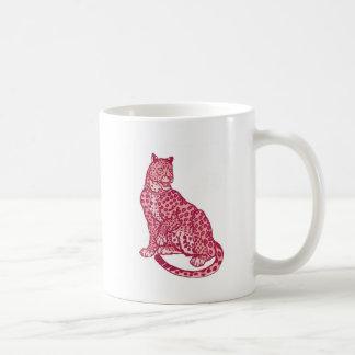 The Pink Panthers Coffee Mug