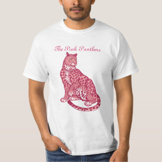 The Pink Panthers Tees