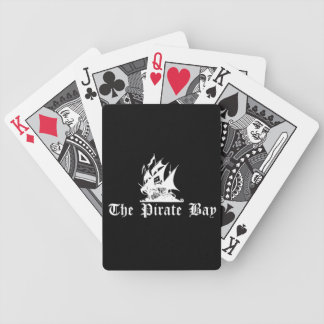 The Pirate Bay Bicycle Playing Cards