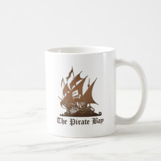 The Pirate Bay Coffee Mug