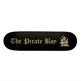 The Pirate Bay Custom Skate Board