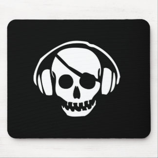 The Pirate Bay Music Pirater Mousepad