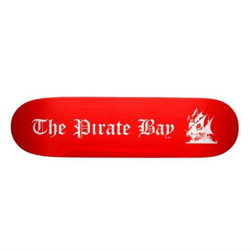 The Pirate Bay Skate Decks