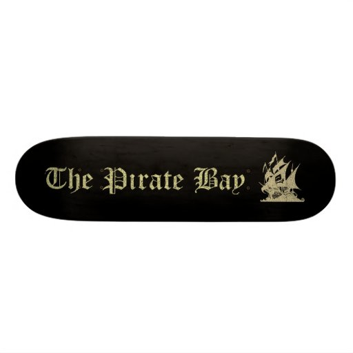 The Pirate Bay Skateboards