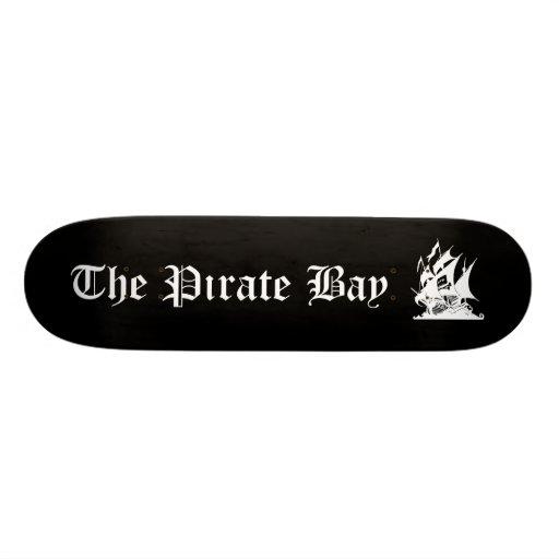 The Pirate Bay Skate Board Decks