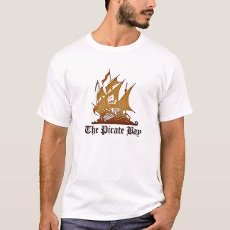 The Pirate Bay T-Shirt (white)