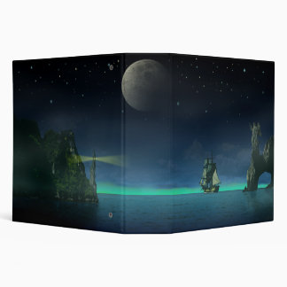 The Pirate Cove 3 Ring Binder