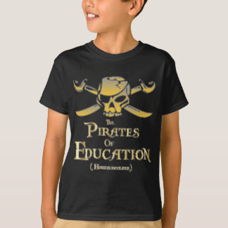 The Pirates of Education T-Shirt