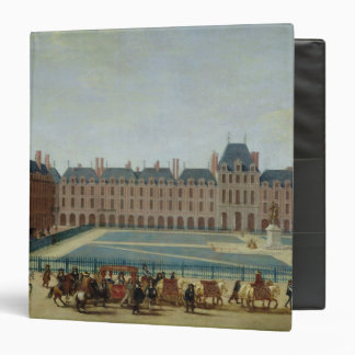 The Place Royale with the Royal Carriage, c.1655 Binders