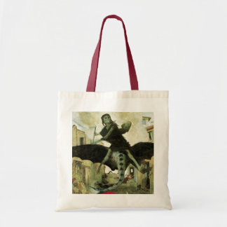 The Plague by Arnold Bocklin, Vintage Symbolism