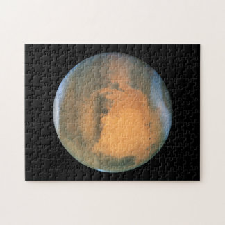 The Planet Mars Jigsaw Puzzle