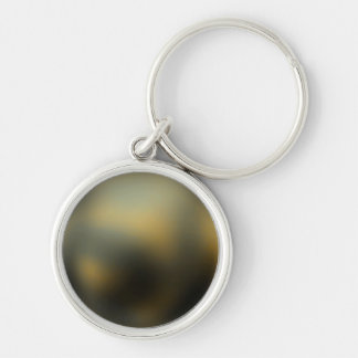 The Planet Pluto Keychain
