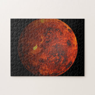 The Planet Venus - 3D Effect Puzzles