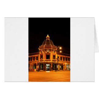 The Plaza Lights of Kansas City Card