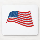 The Pledge of Allegiance Mousepads