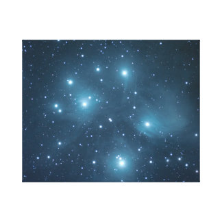 The Pleiades #6 Canvas Print