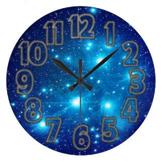 The Pleiades Large Clock