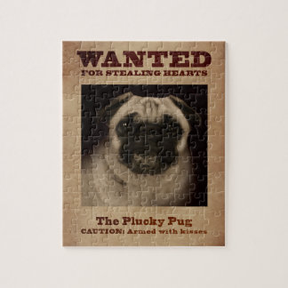 The Plucky Pug Puzzle