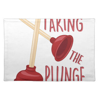 The Plunge Place Mats