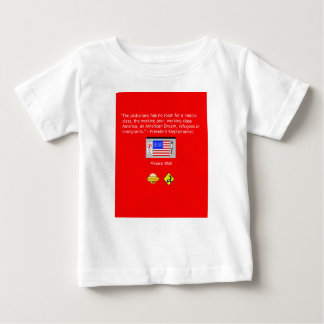 The Plutocracy in America Baby T-Shirt