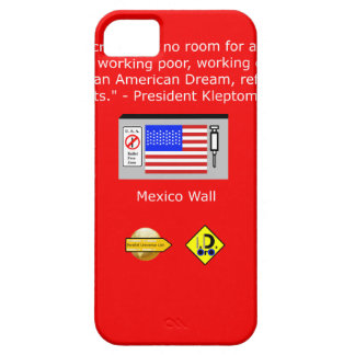 The Plutocracy in America iPhone 5 Cover