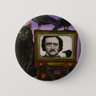 The Poe Show 2 Inch Round Button