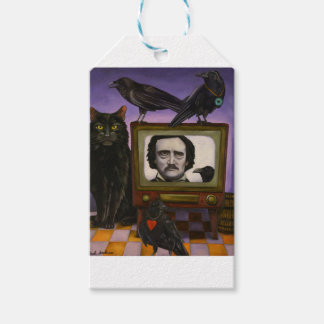 The Poe Show Gift Tags