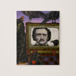 The Poe Show Jigsaw Puzzle