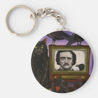 The Poe Show Keychain