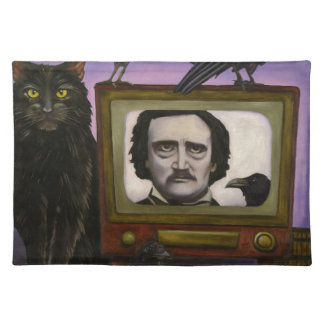The Poe Show Placemat