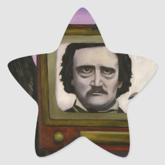 The Poe Show Star Sticker