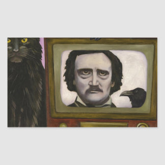 The Poe Show Sticker