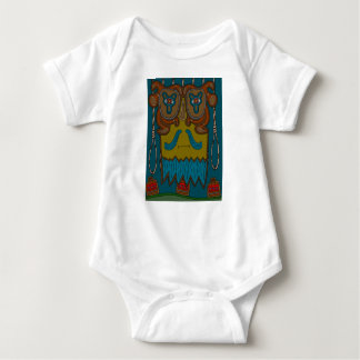 The Poisoner's Gallows God Baby Bodysuit