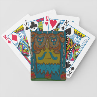 The Poisoner's Gallows God Bicycle Playing Cards