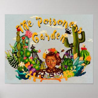 The Poisoners Garden Poster