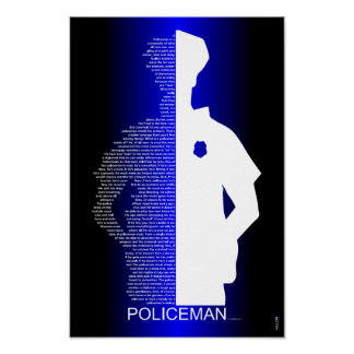 The Policeman Poster