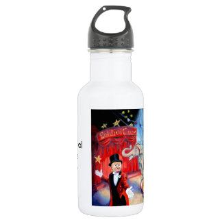 The Political Circus Water Bottle