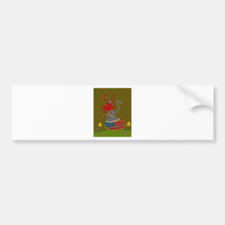 The Politician Bumper Sticker